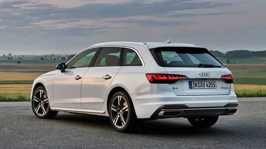 Audi A4 Avant 40 g-tron restyling