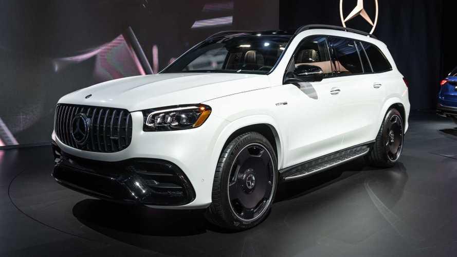 Bemutatta a Mercedes új hétüléses luxusszedánját, az AMG GLS 63-at