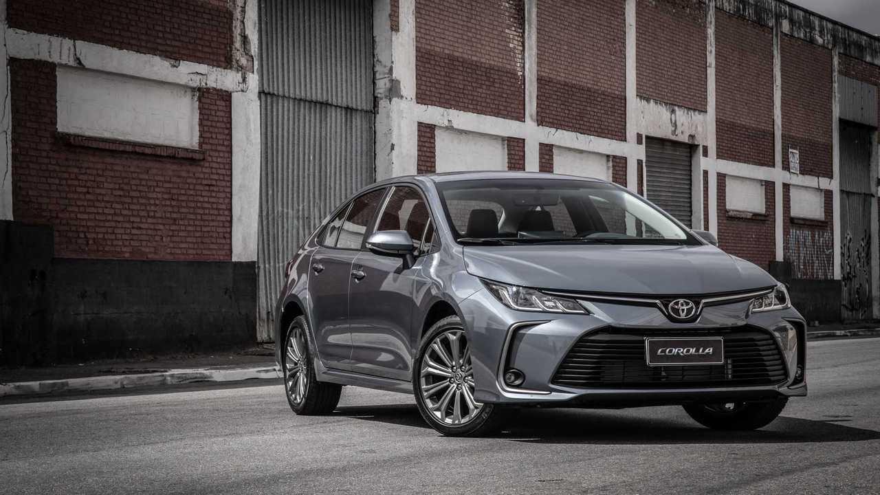 Toyota Corolla 2020 (BR)