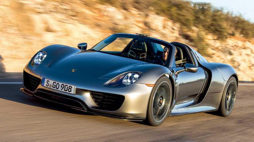 A Porsche 2025-nél hamarabb nem készíti el a 918 Spyder utódját