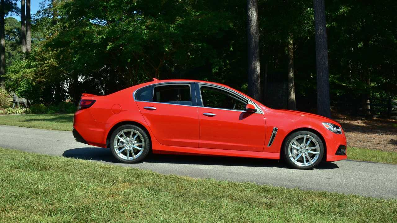 Low-Mileage 2014 Chevrolet SS Is An Instant Collector Car