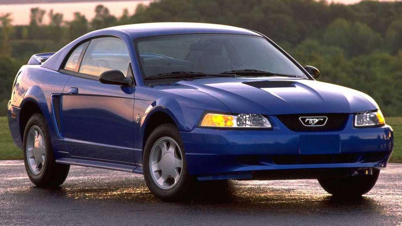 SN95 Mustang V6