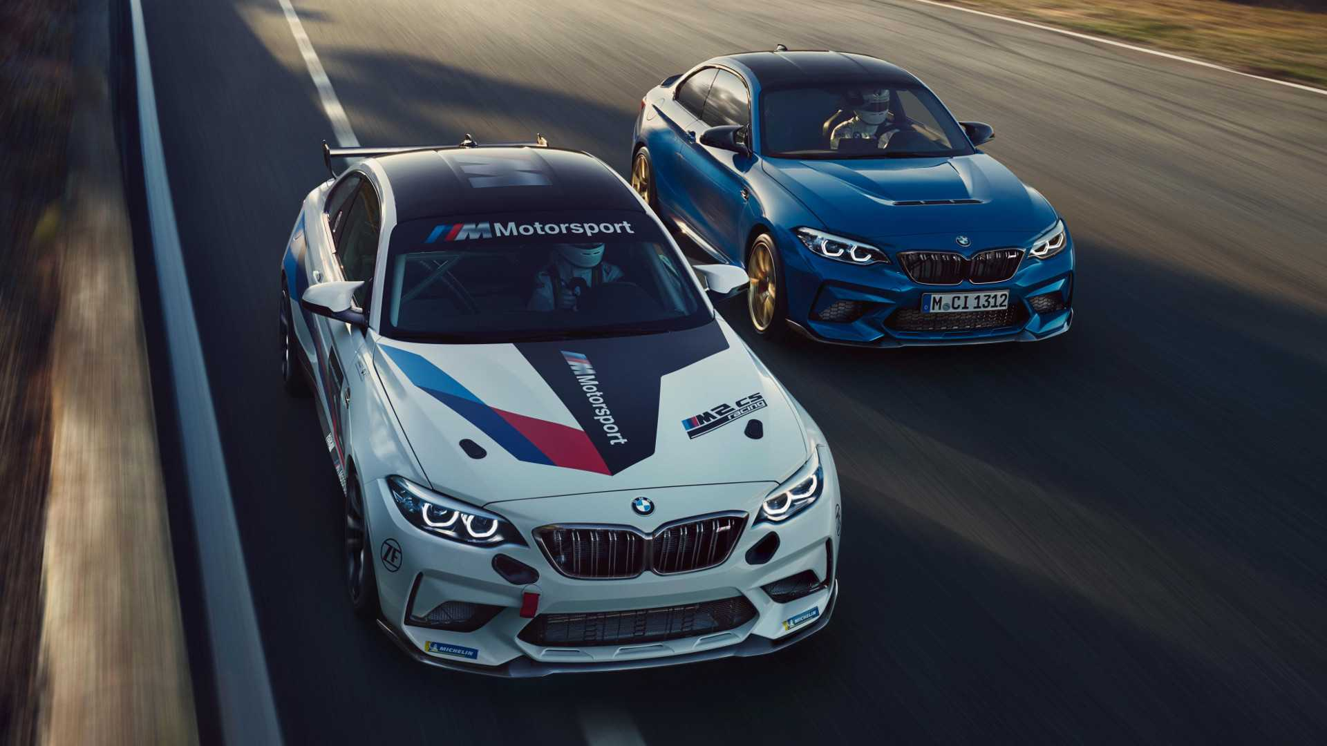 BMW M2 CS Racing revealed as affordable track machine