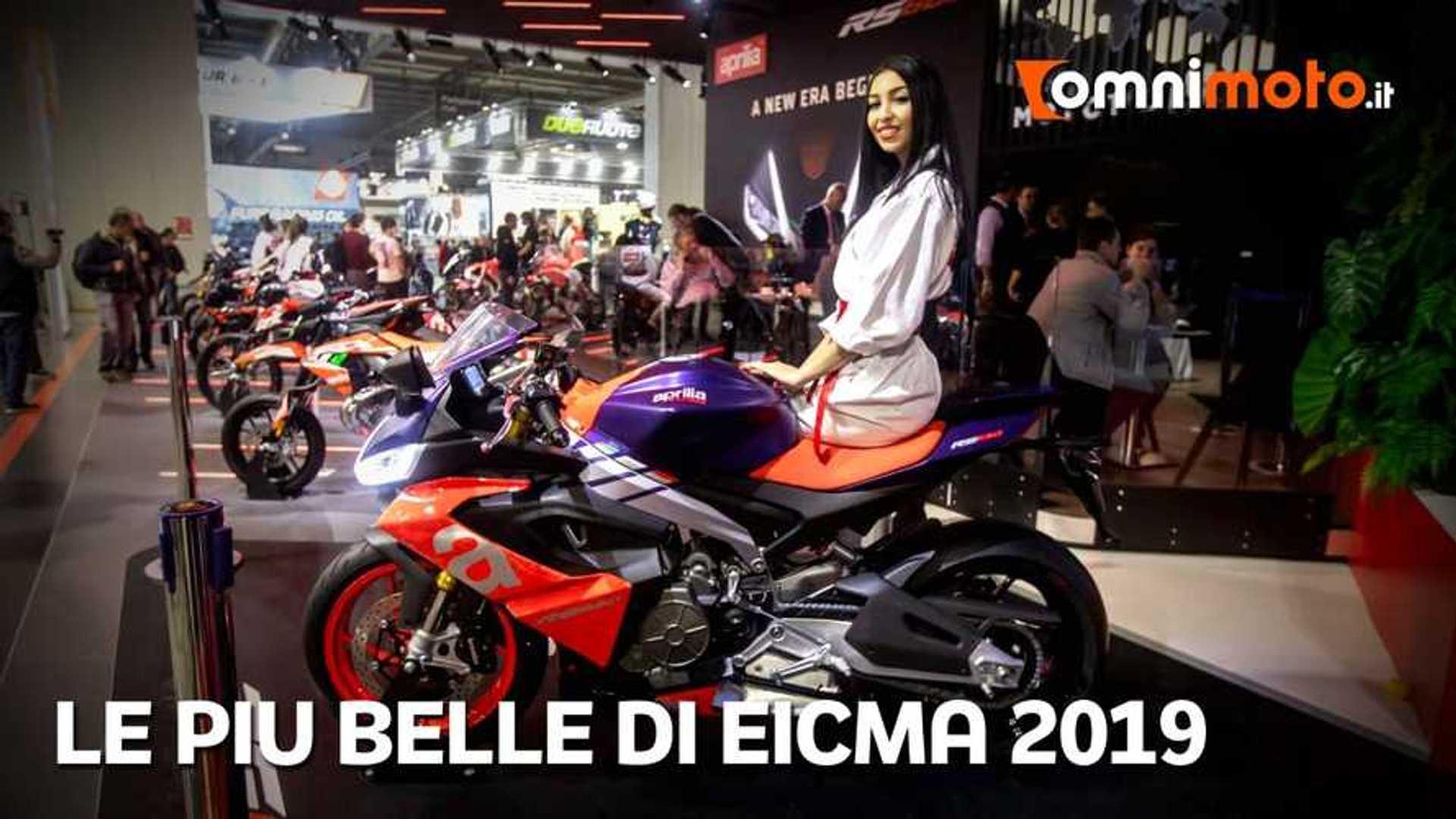 Le più belle moto di EICMA 2019 [VIDEO]