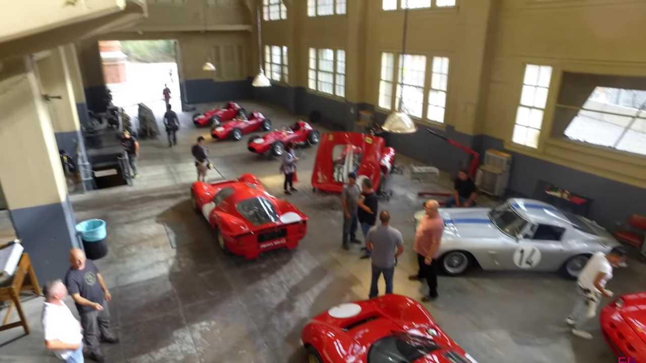 Ford V Ferrari Film Crushes Opening Weekend Box Office