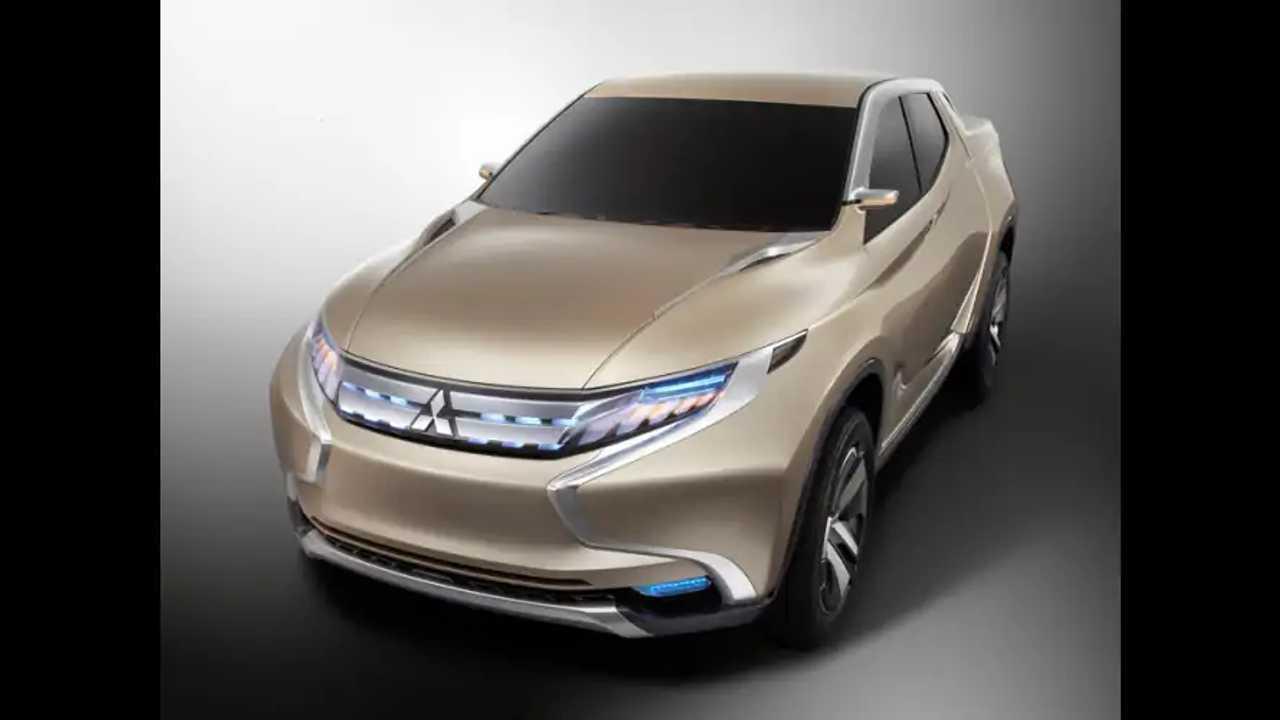 Mitsubishi concept GR-EHV