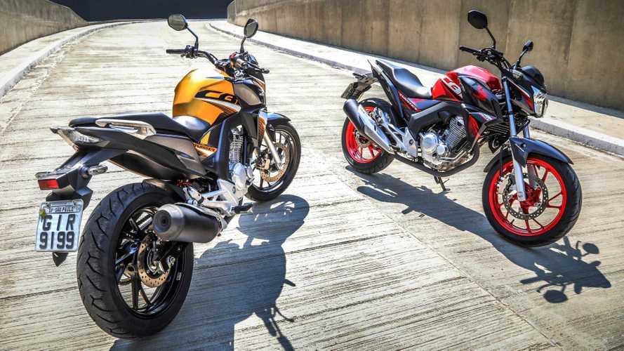 Honda CB 250F Twister 2020 chega com novas cores a partir de R$ 14.490