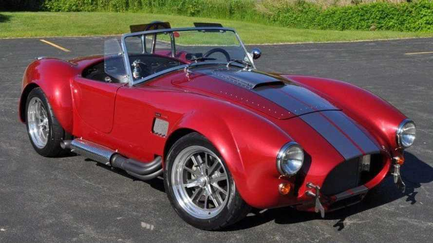 Backdraft Racing 1965 Cobra Up For Grabs