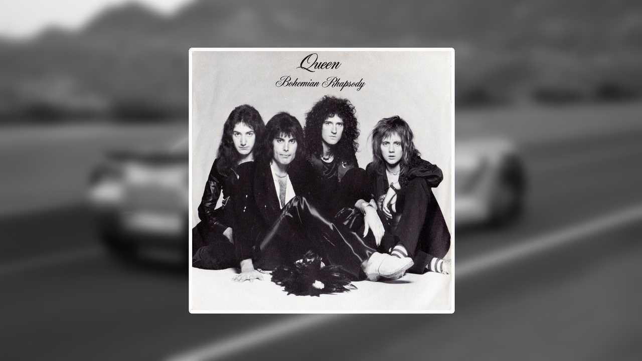 8. Bohemian Rhapsody - Queen