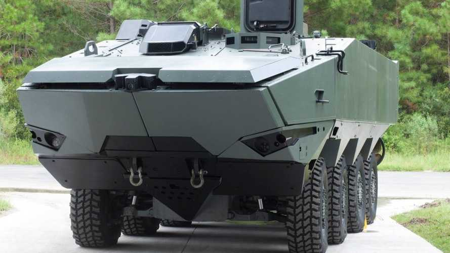 Top 5 Armored Personnel Carriers That Might Resemble The Tesla Truck