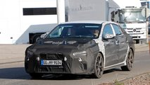 Hyundai i30 N Fastback facelift additional spy photos