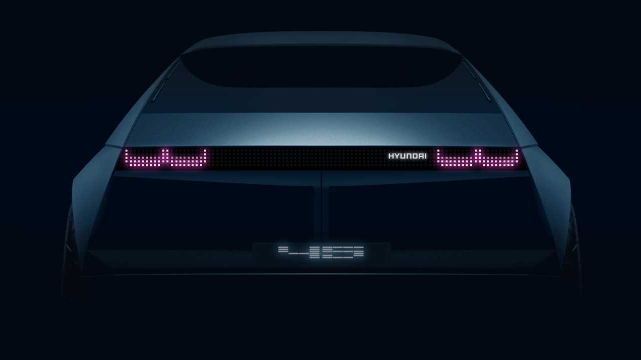 Hyundai 45 concept teaser image