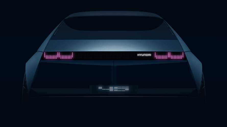 Hyundai Teases Electric Concept For Frankfurt Motor Show Debut