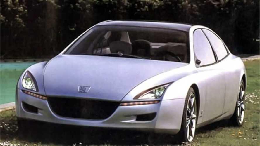 Peugeot Nautilus, stile giapponese per la francese mai nata