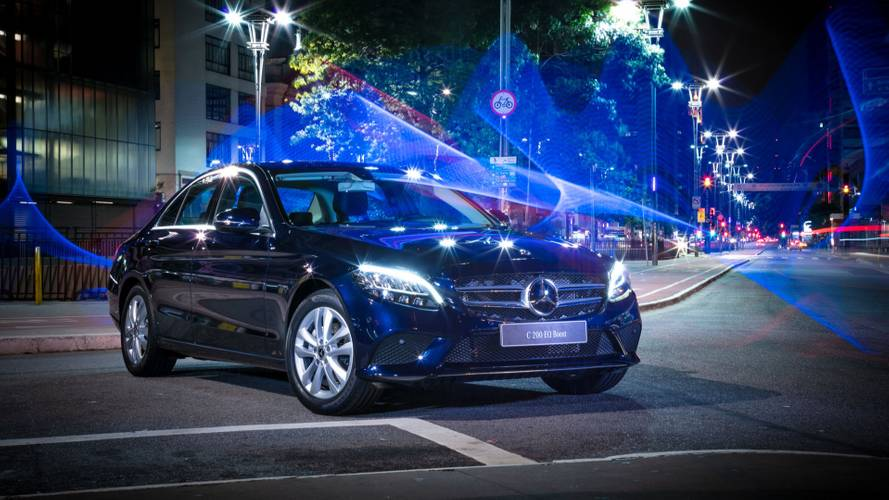 Novo Mercedes Classe C 2019 chega com versão híbrida; veja preços