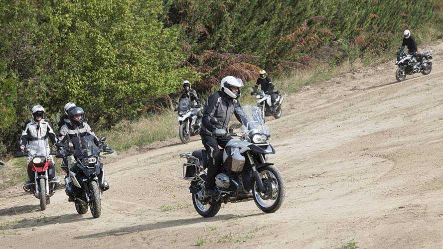 Gran éxito de los BMW Motorrad Days 2018 de Sabiñánigo