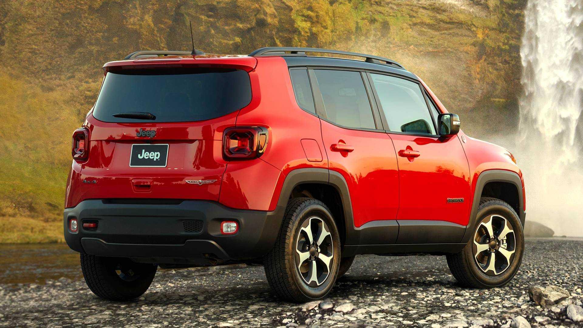 Jeep adianta que Renegade 2019 ficará mais barato Jeep-renegade-2019-eua
