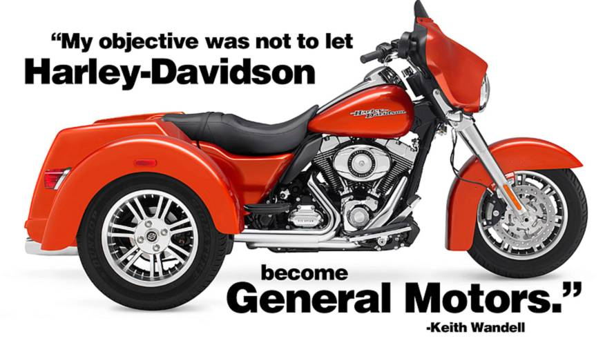 Harley-Davidson CEO Keith Wandell on fighting socialism