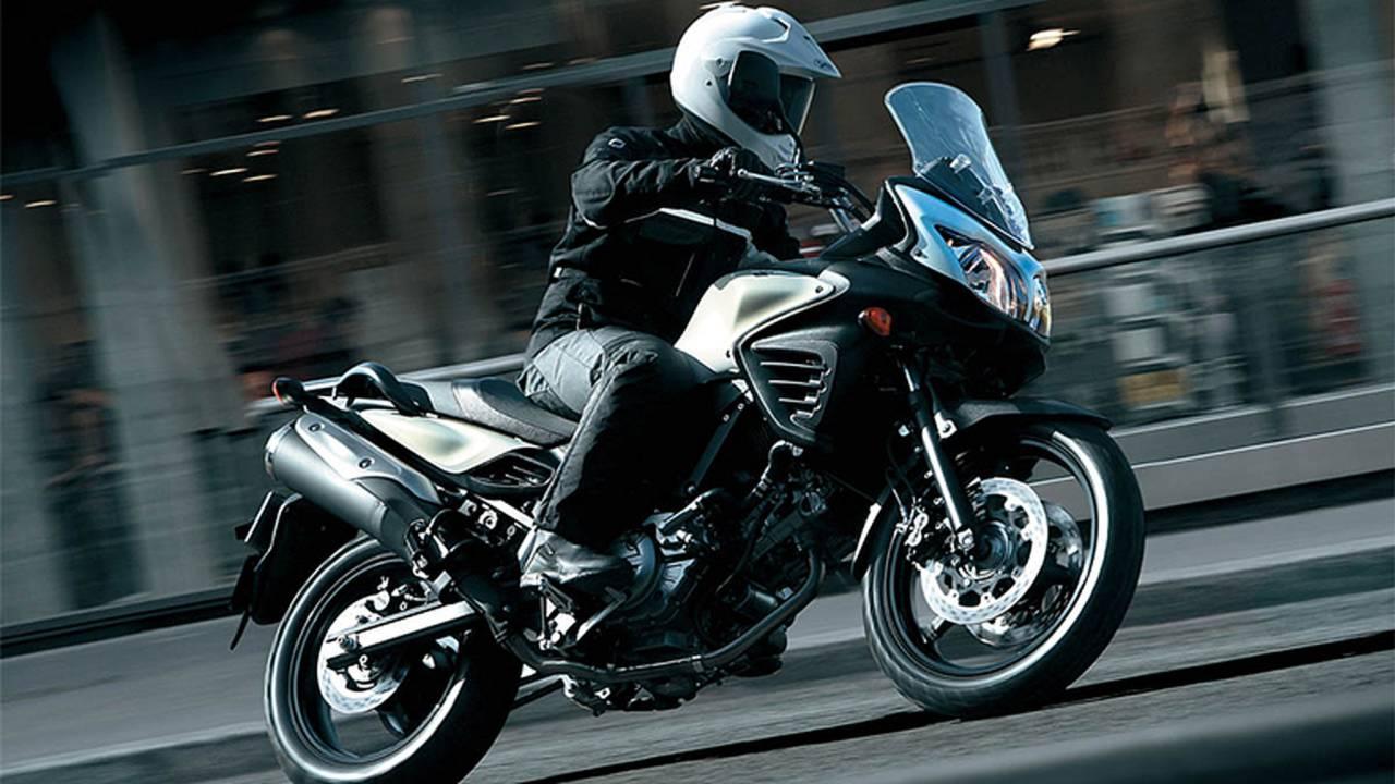 2012 Suzuki V-Strom 650 - Review