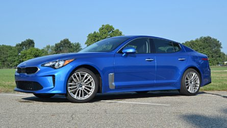 2018 Kia Stinger AWD: 11 Things You Need To Know