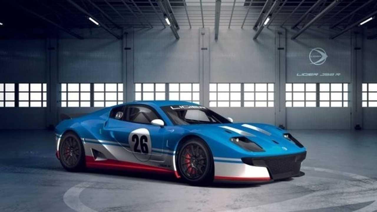 Ligier SJ2 R