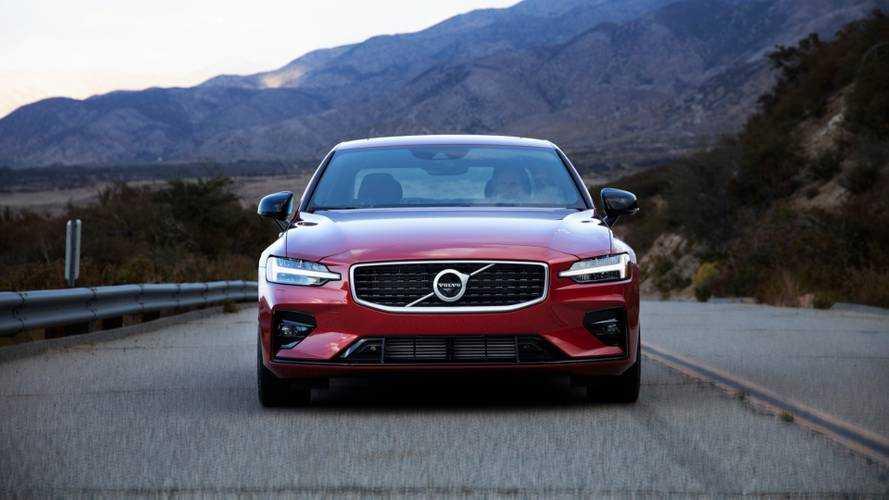 Новый Volvo S60 – в России от 2 350 000 рублей