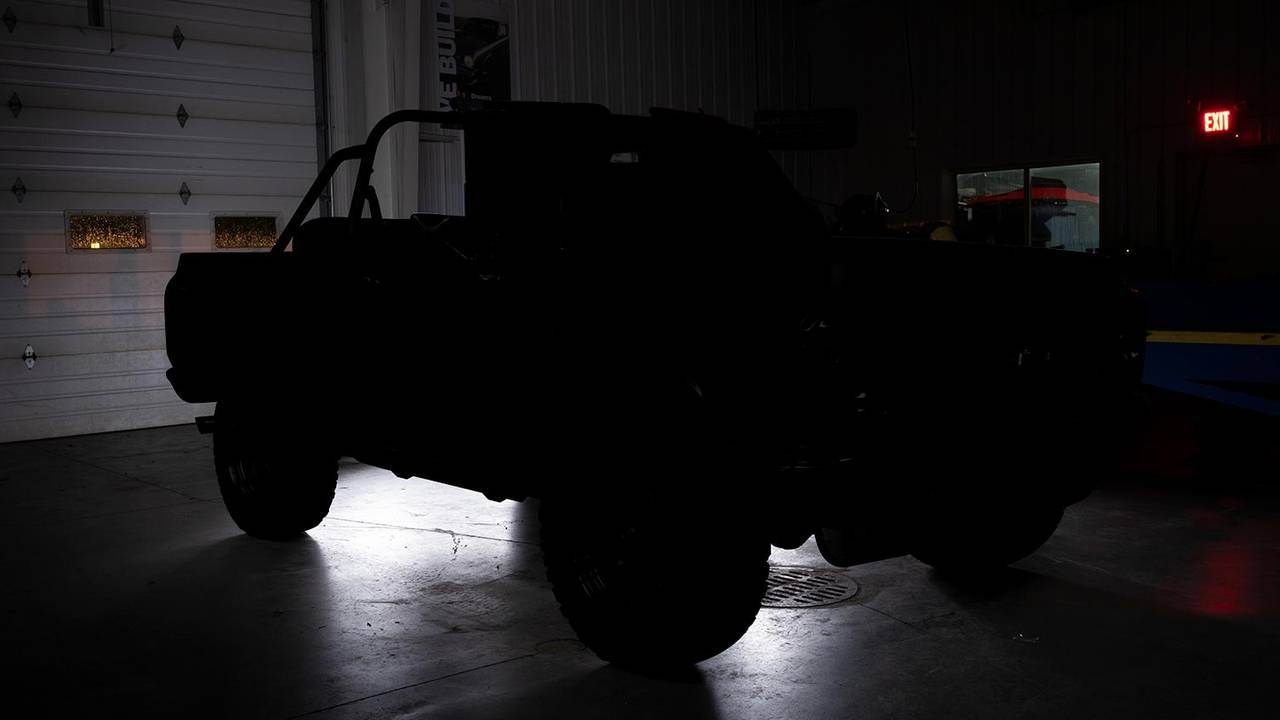 Ring Brothers Modified Chevy K5 Blazer
