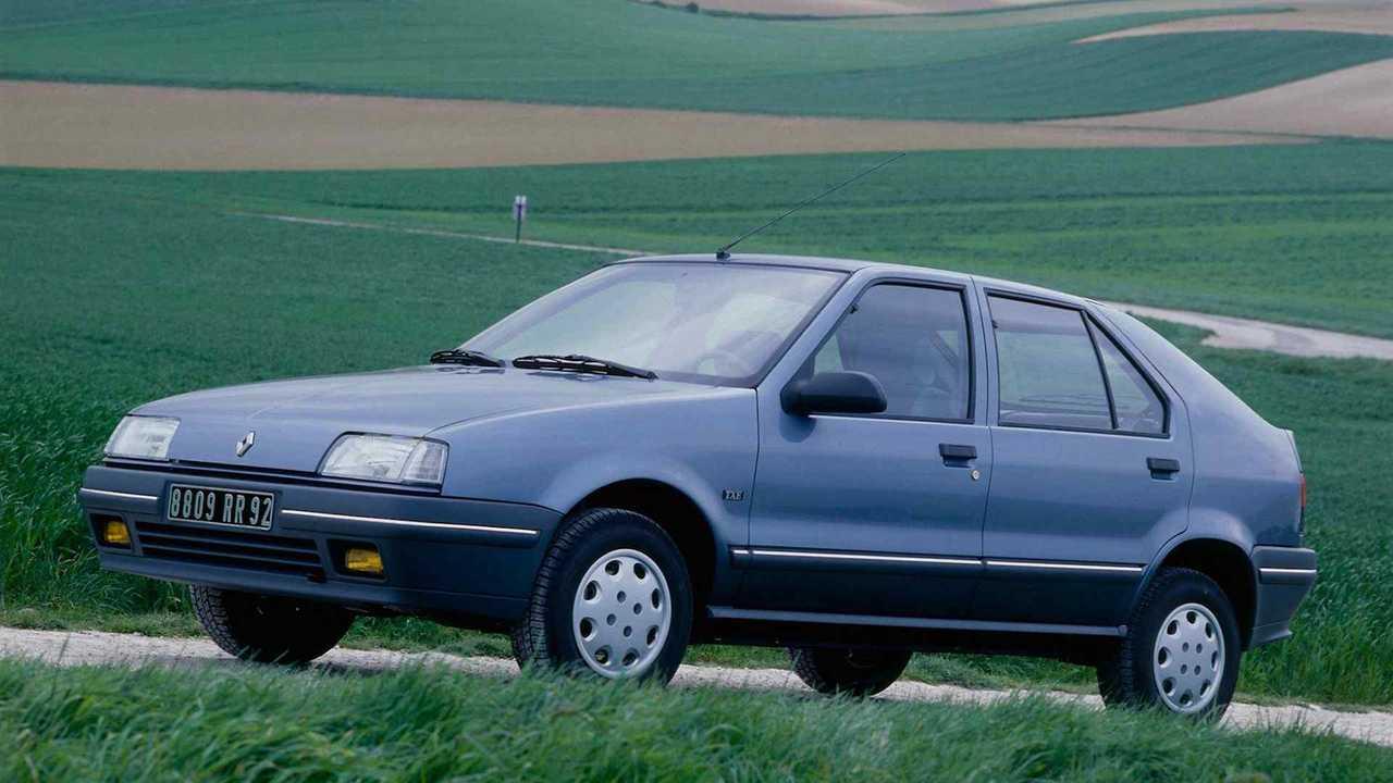 30 Jahre Renault R19