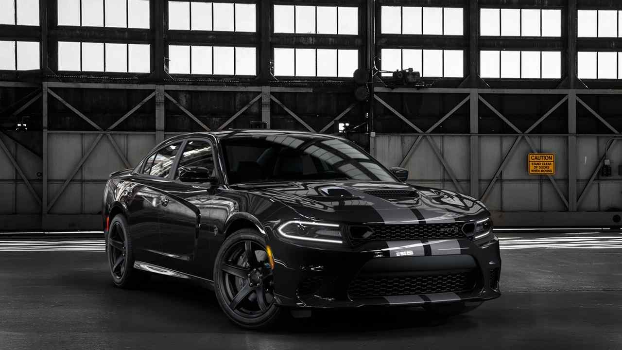 2019 Dodge Charger Srt Hellcat Upgraded With New Stripe Options