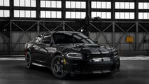2019 Dodge Charger SRT Hellcat new stripe options