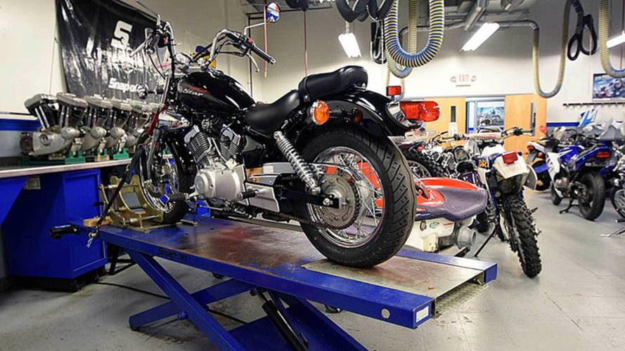 Motorcycle Tech School Closes, Auctions Off All Its Stuff