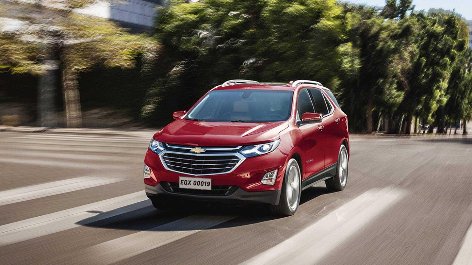 Chevrolet Equinox Fica Ate R 18 900 Mais Barato Veja Precos