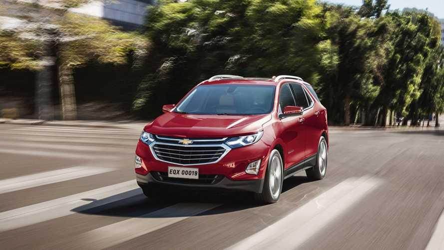 Chevrolet Equinox 2019 ganha detector de pedestre e novos revestimentos