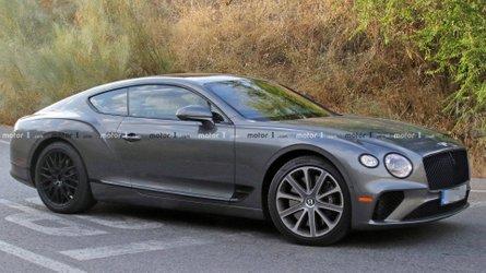 La Bentley Continental GT Speed surprise pour la première fois