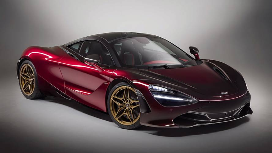 McLaren Taking One-Offs To Salon Prive