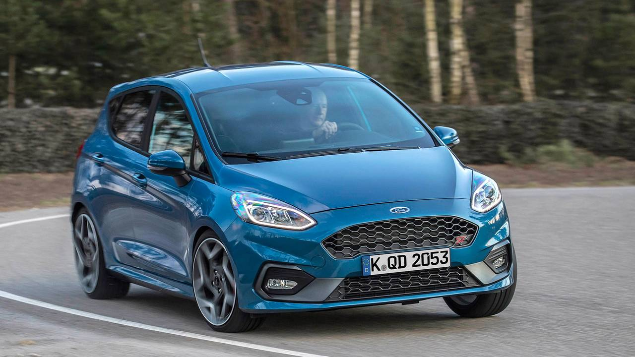 2. Platz: Ford Fiesta ST (200 PS)