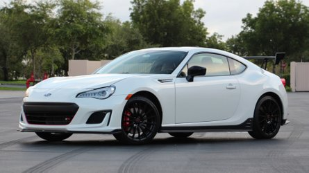 2018 Subaru BRZ tS Review: Wings And More Things