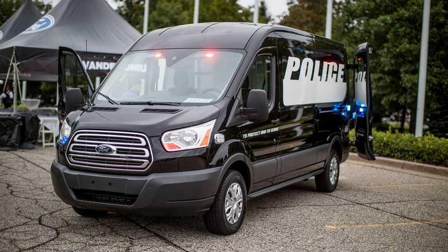 Ford Transit Van Slideshow