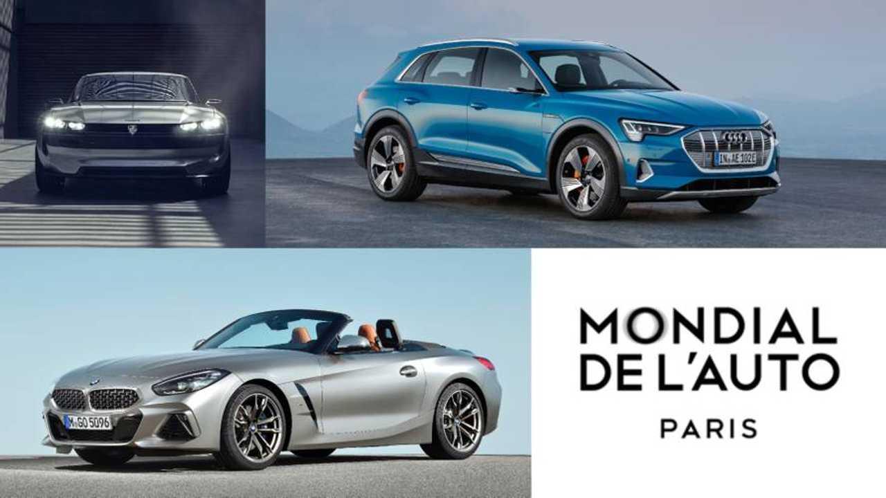 Парижский автосалон вернется в 2022 году в новом формате