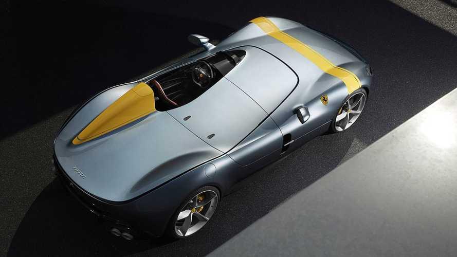 C'est mathématique, la Ferrari Monza SP1 est la plus belle voiture de l'Histoire !