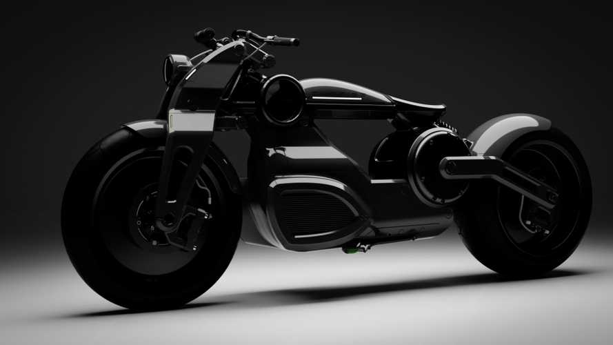 The Curtiss Zeus Concept Becomes A Bobber And A Cafe Racer