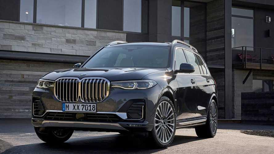 BMW X7 (2019) - Un SUV luxueux et familial