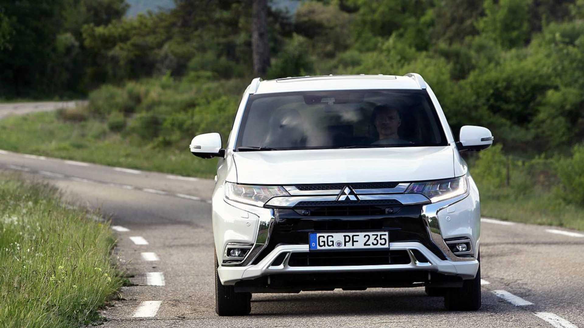 Modifizierter Mitsubishi Outlander Plug In Hybrid 2019 Im Test