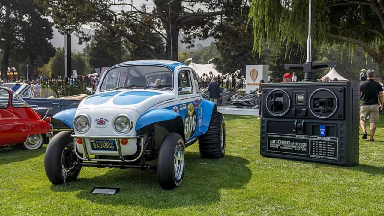Tamiya Sand Scorcher Full-Size RC Car