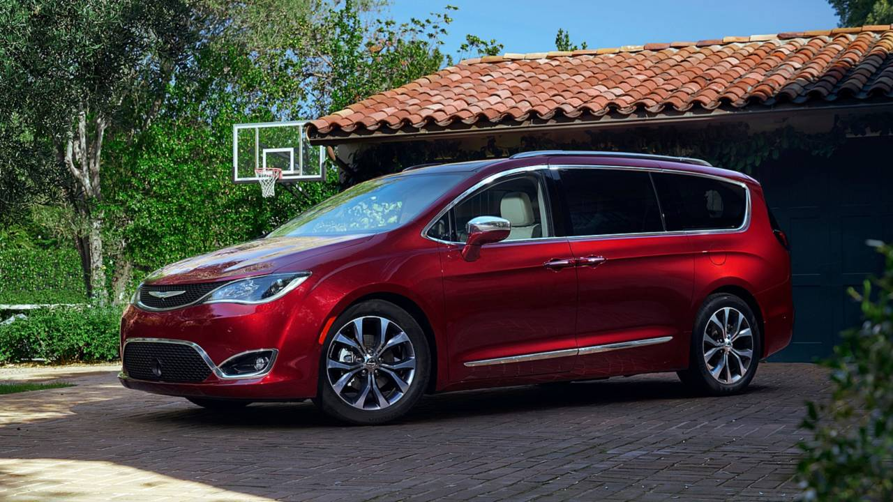 Minivan: Chrysler Pacifica