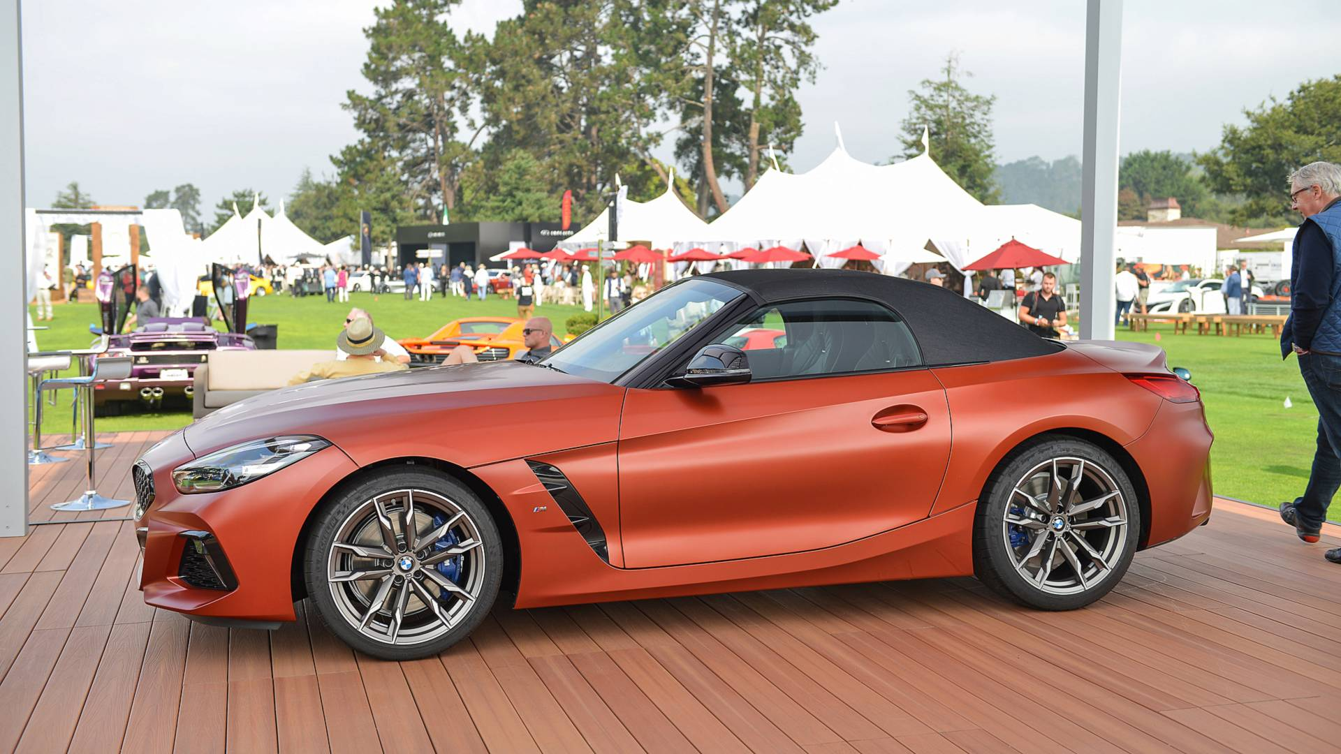 2019 Bmw Z4 Arrives In Style Can Hit 60 Mph In 44 Seconds
