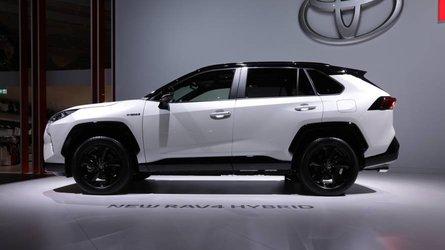 Toyota RAV4 Hybrid 2019: potencia híbrida