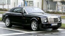Spy photo: Rolls-Royce Coupe