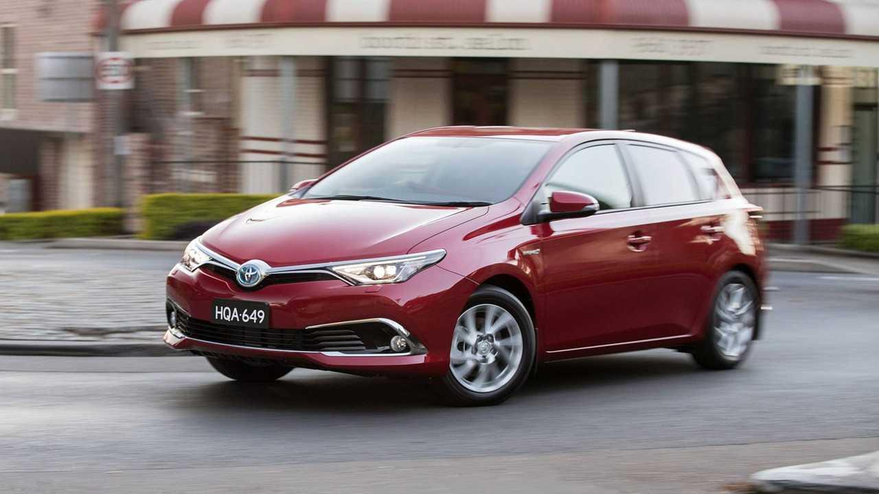 Toyota Corolla ritorno del nome
