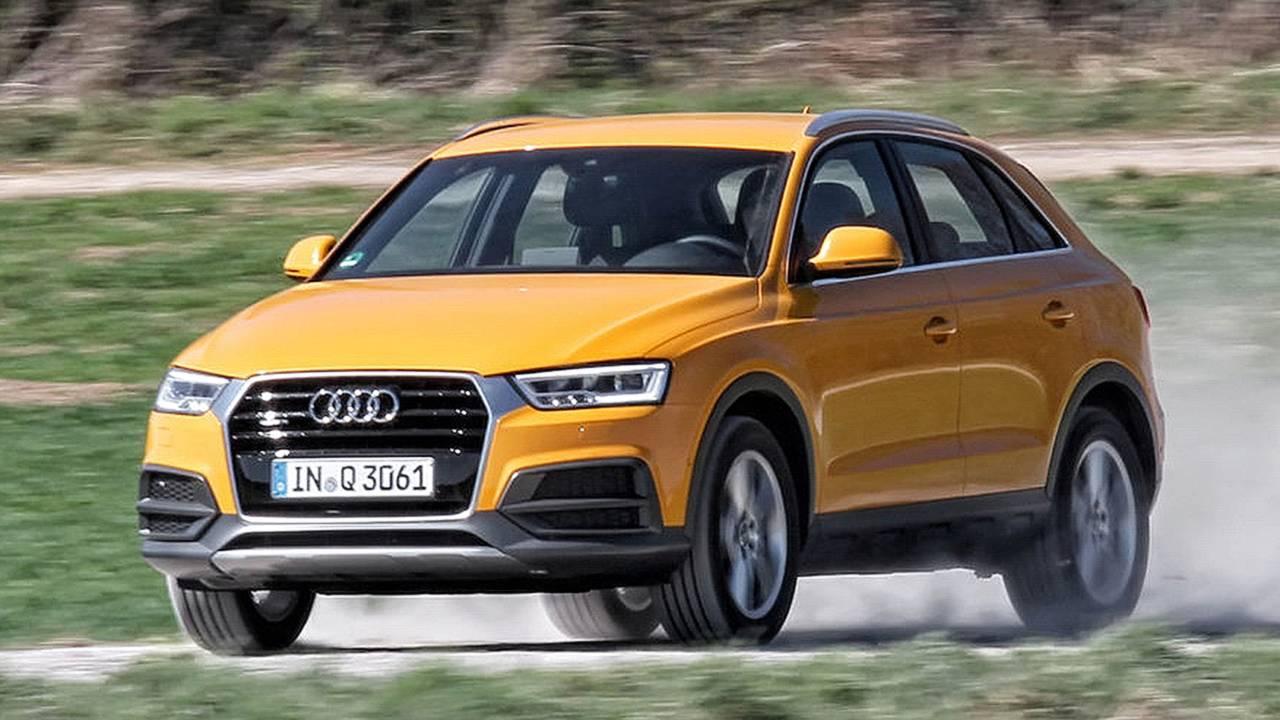 Platz 7: Audi Q3